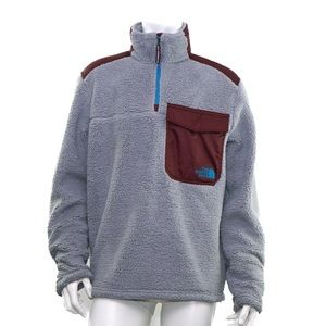 North Face fleece pullover